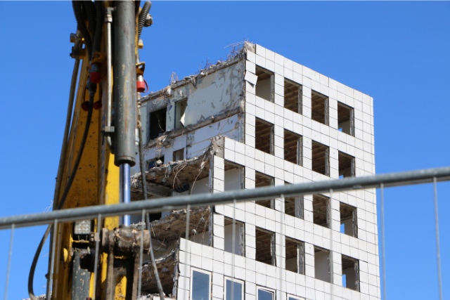 Portland Commercial Demolition