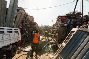 Portland Scrap Metal Demolition
